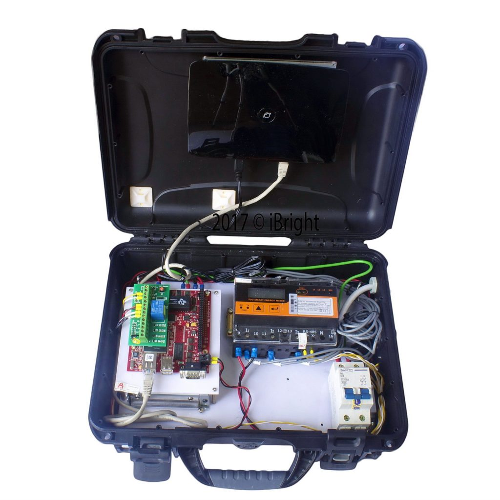 Portable Unit for Energy Profiling & Energy Audit